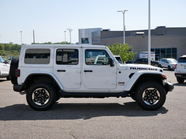 Used 2020 Jeep Wrangler Unlimited Rubicon with VIN 1C4HJXFG7LW234201 for sale in Inver Grove, Minnesota