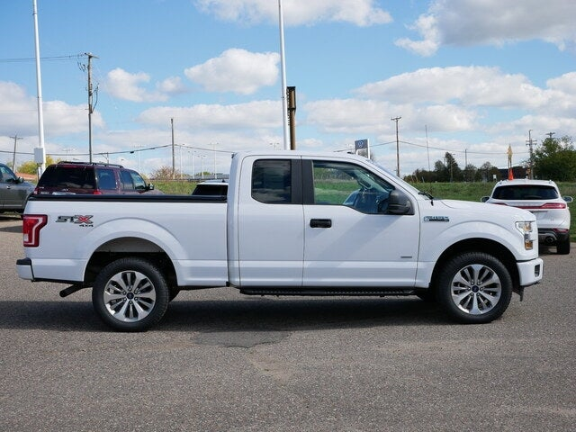 Used 2017 Ford F-150 Lariat with VIN 1FTEX1EP9HKE18439 for sale in Inver Grove, Minnesota