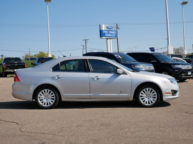 Used 2010 Ford Fusion Hybrid with VIN 3FADP0L34AR182280 for sale in Inver Grove, Minnesota